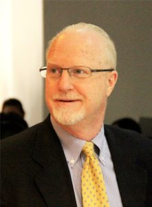 Picture of J. Norwell Coquillard, the new Executive Director